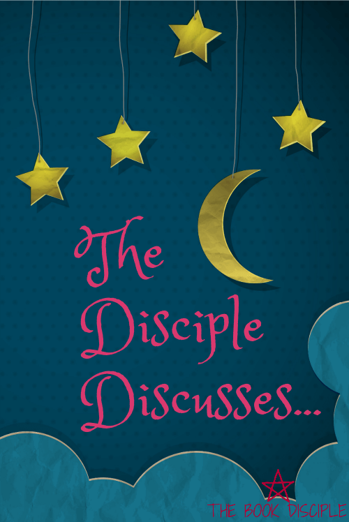 The Disciple Discusses: What Makes Me Read!